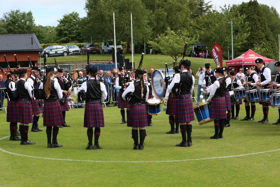 Preston Lodge High School Pipe Band19437272 ...
