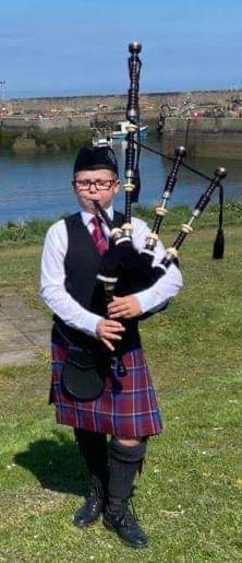 World On-Line Solo Piping Success